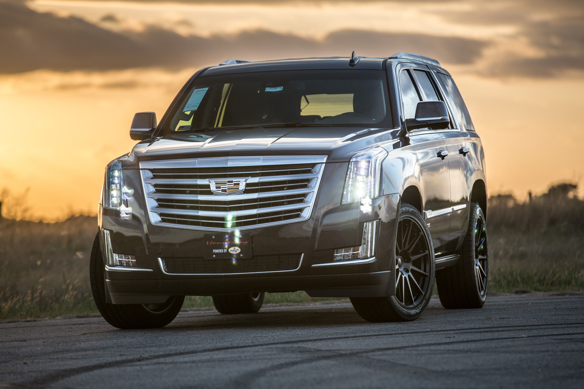 2015-2017 Cadillac Escalade – hennesseyperformance | 日本総代理店