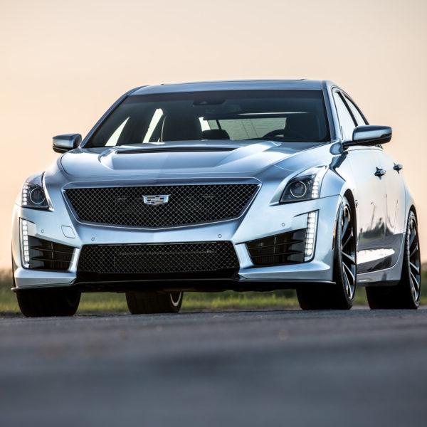 2016 Cadillac CTS-V – Hennesseyperformance